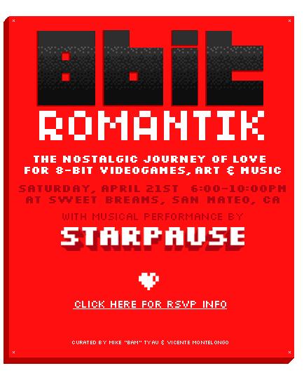 8bit ROMANTIX