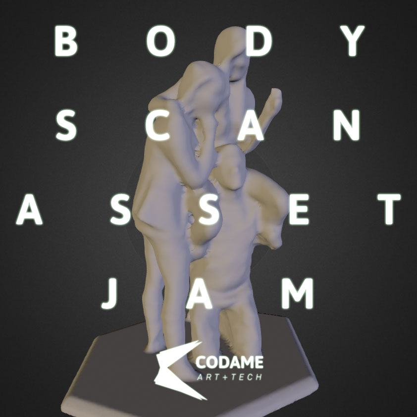 Body Scan Asset Jam