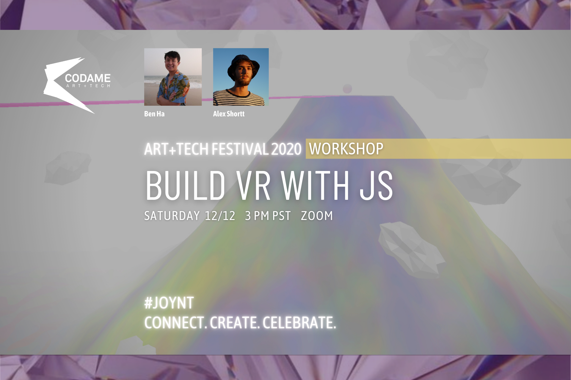 Build VR with JS