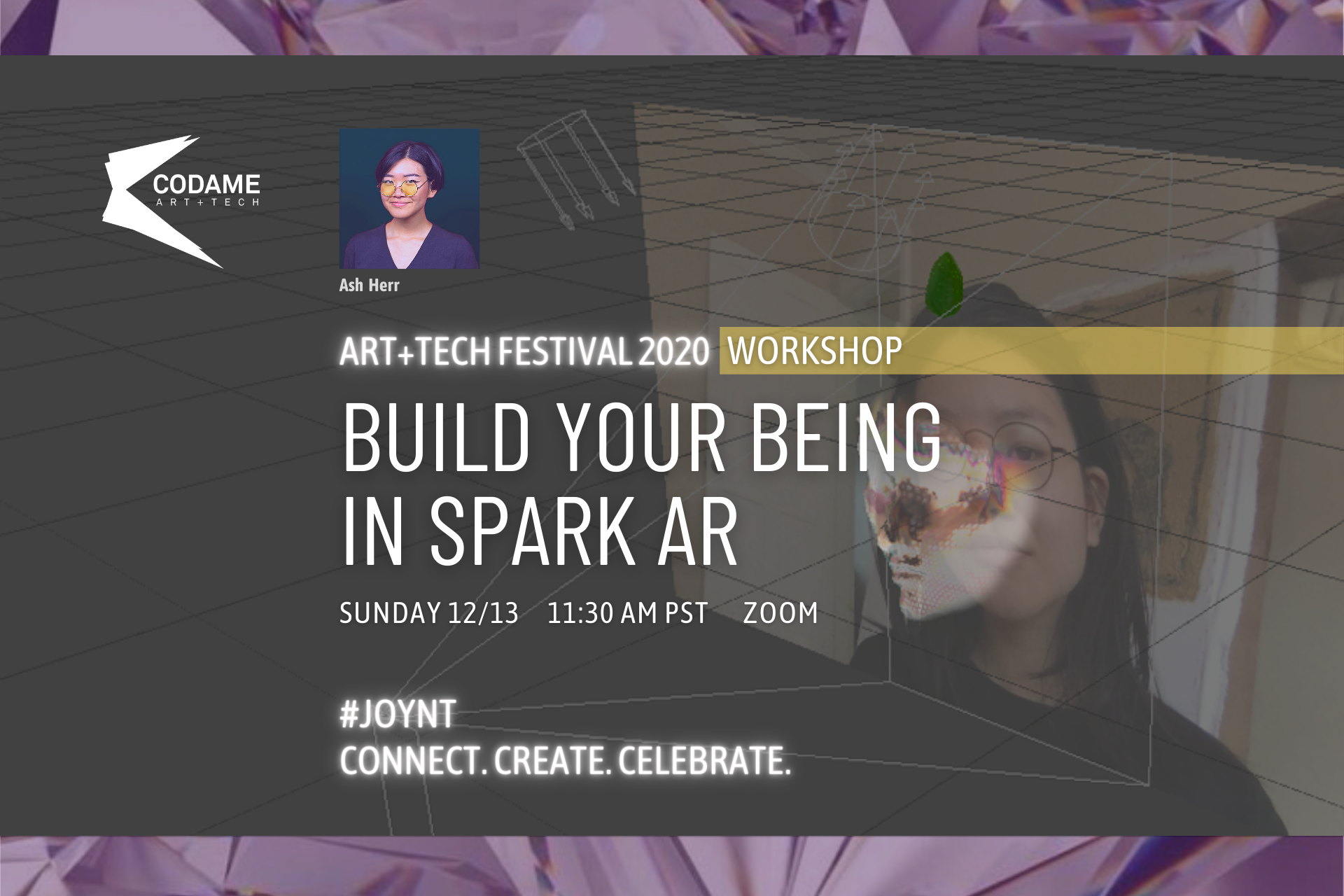 Build Your Being in Spark AR