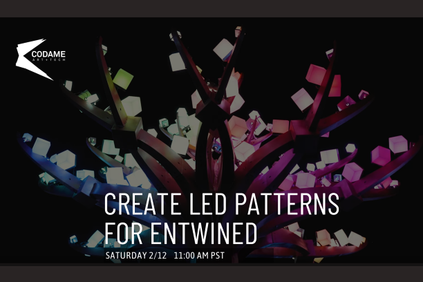 Create LED Patterns for Entwined