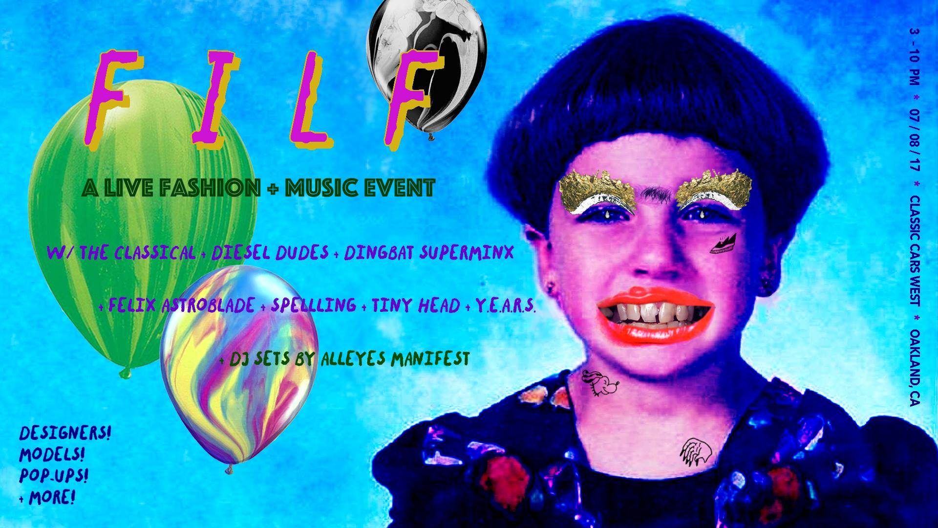 FILF - Live Fashion and Music