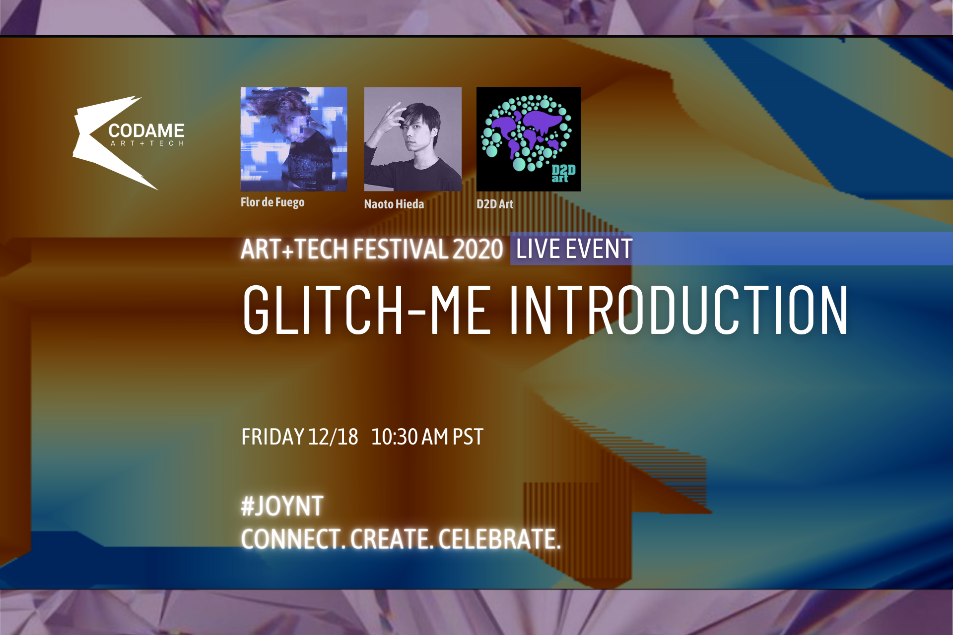 Glitch-me Introduction