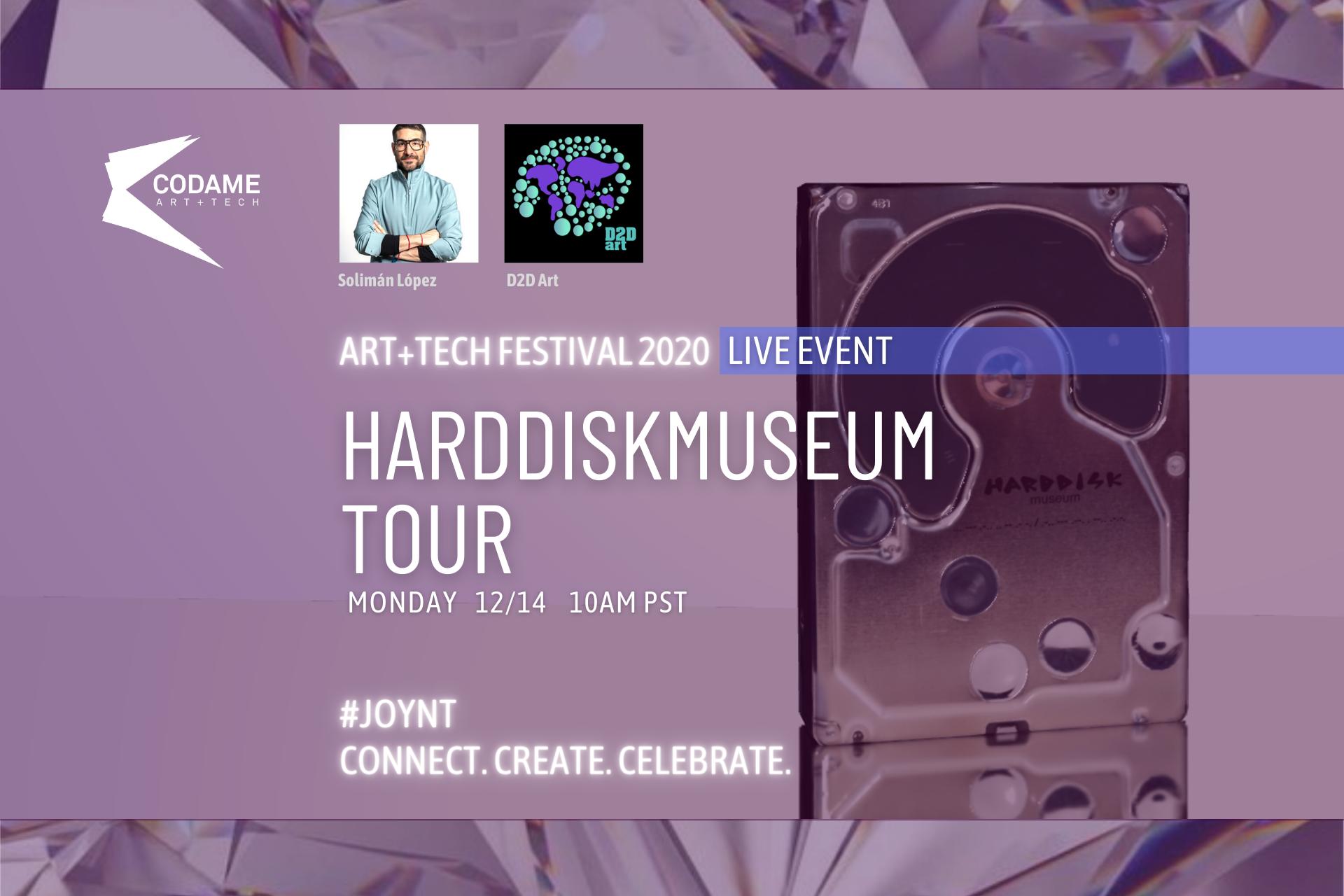 Harddiskmuseum Tour