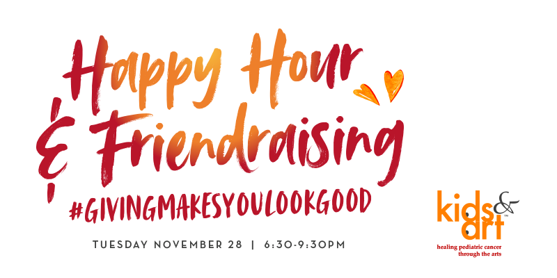 Kids & Art Foundation - Happy Hour & Friendraising!