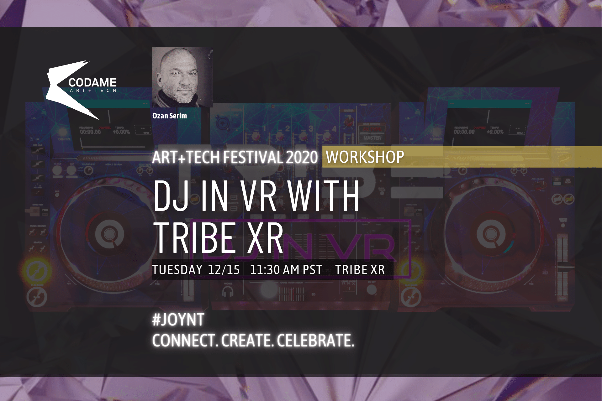 Learn to DJ in VR with Tribe XR