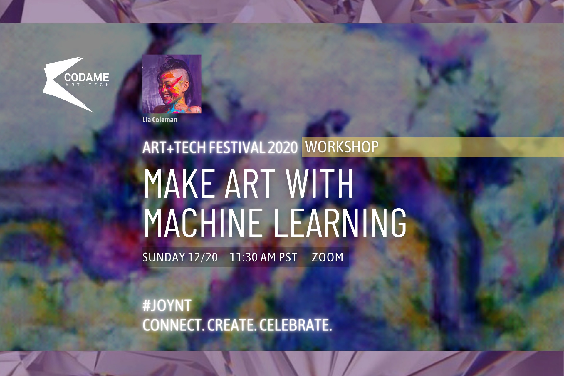 Make Art with Machine Learning