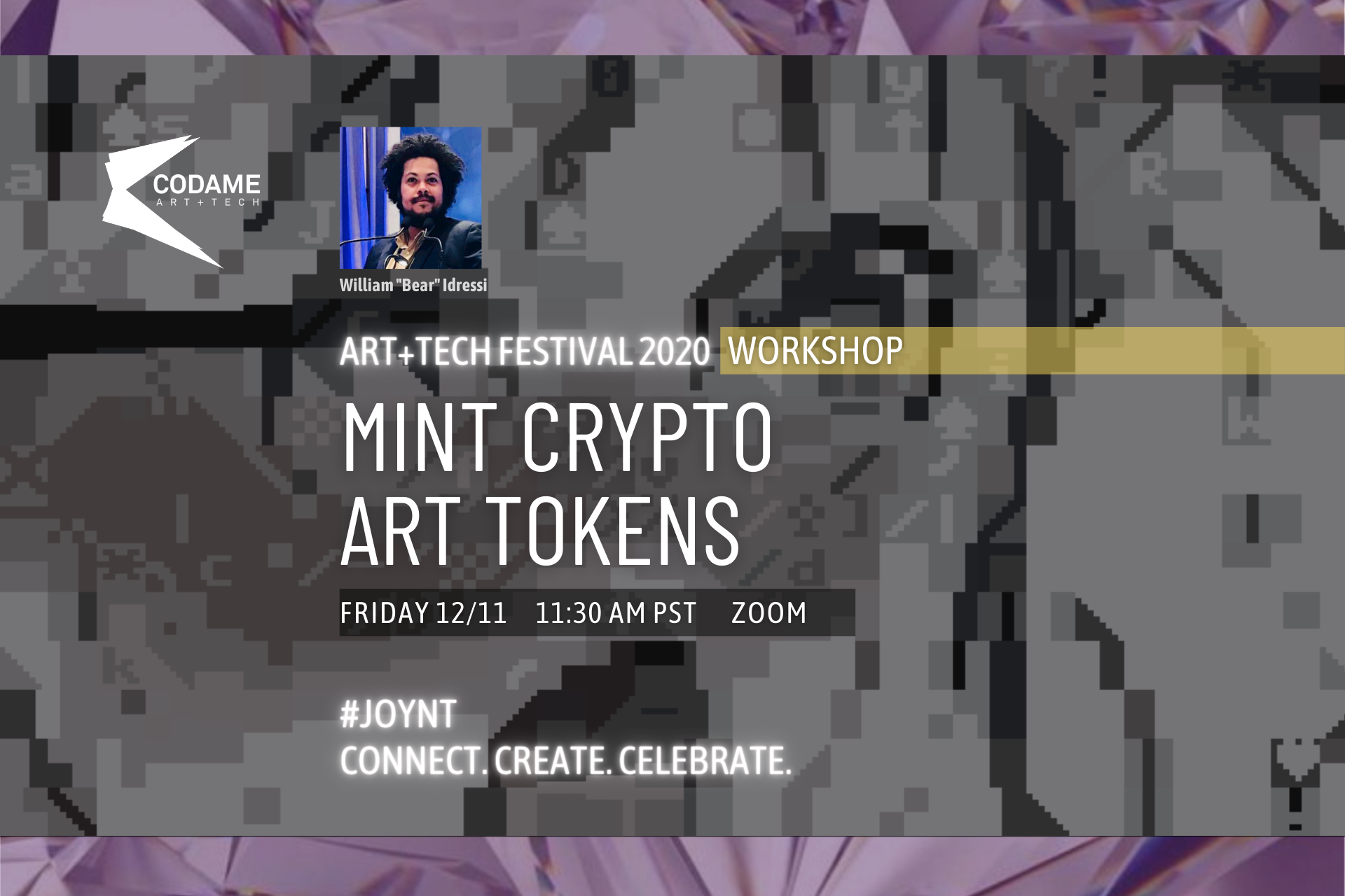 Mint Crypto Art Tokens