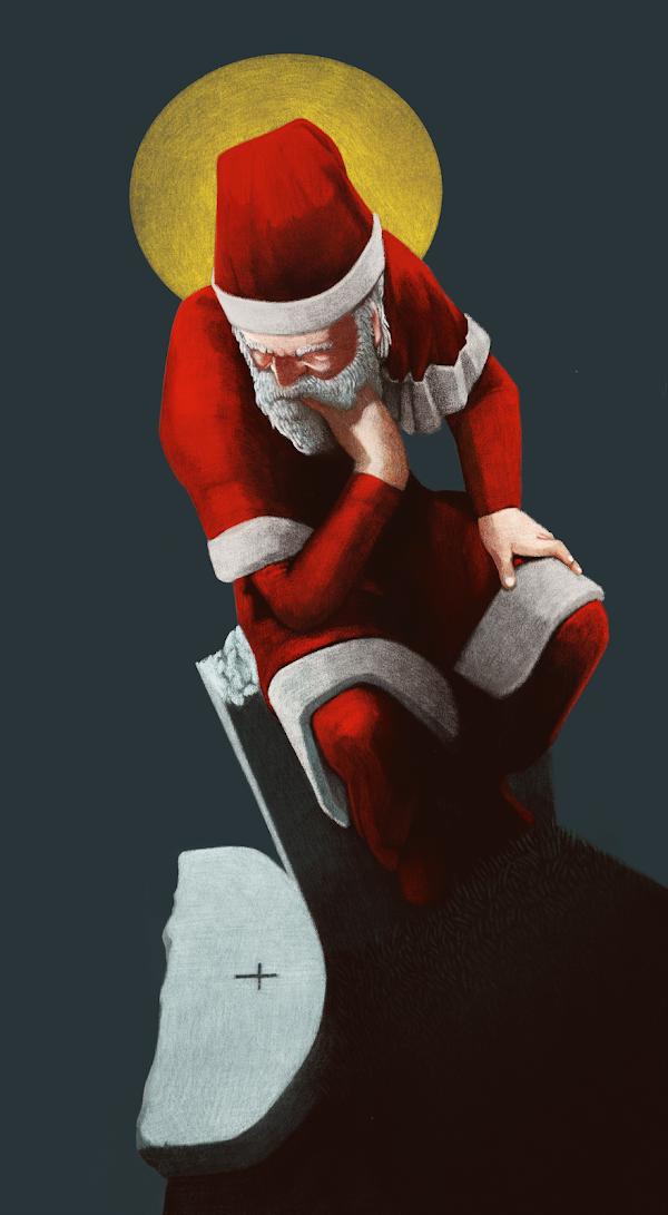 The Christmas Saint