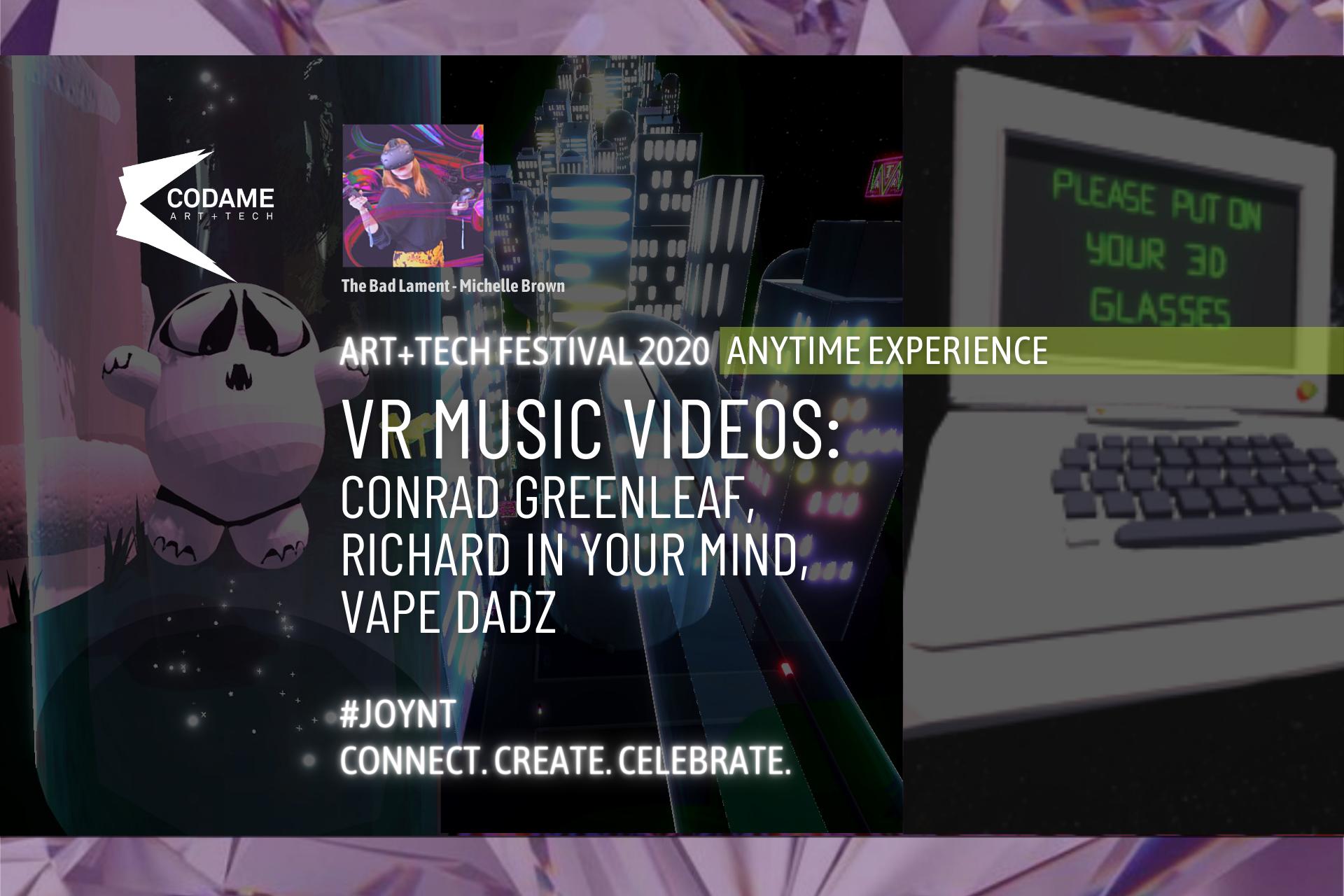 VR Music Videos