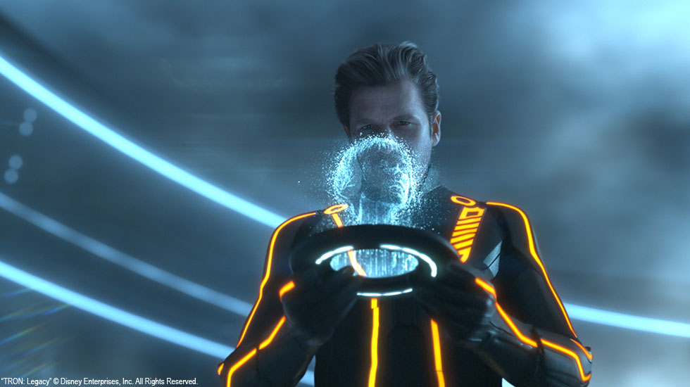 particle renderer as seen in Tron:Legacy