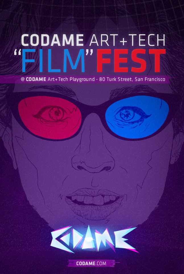 "Call for Entries: CODAME ART+TECH ""FILM"" FEST"
