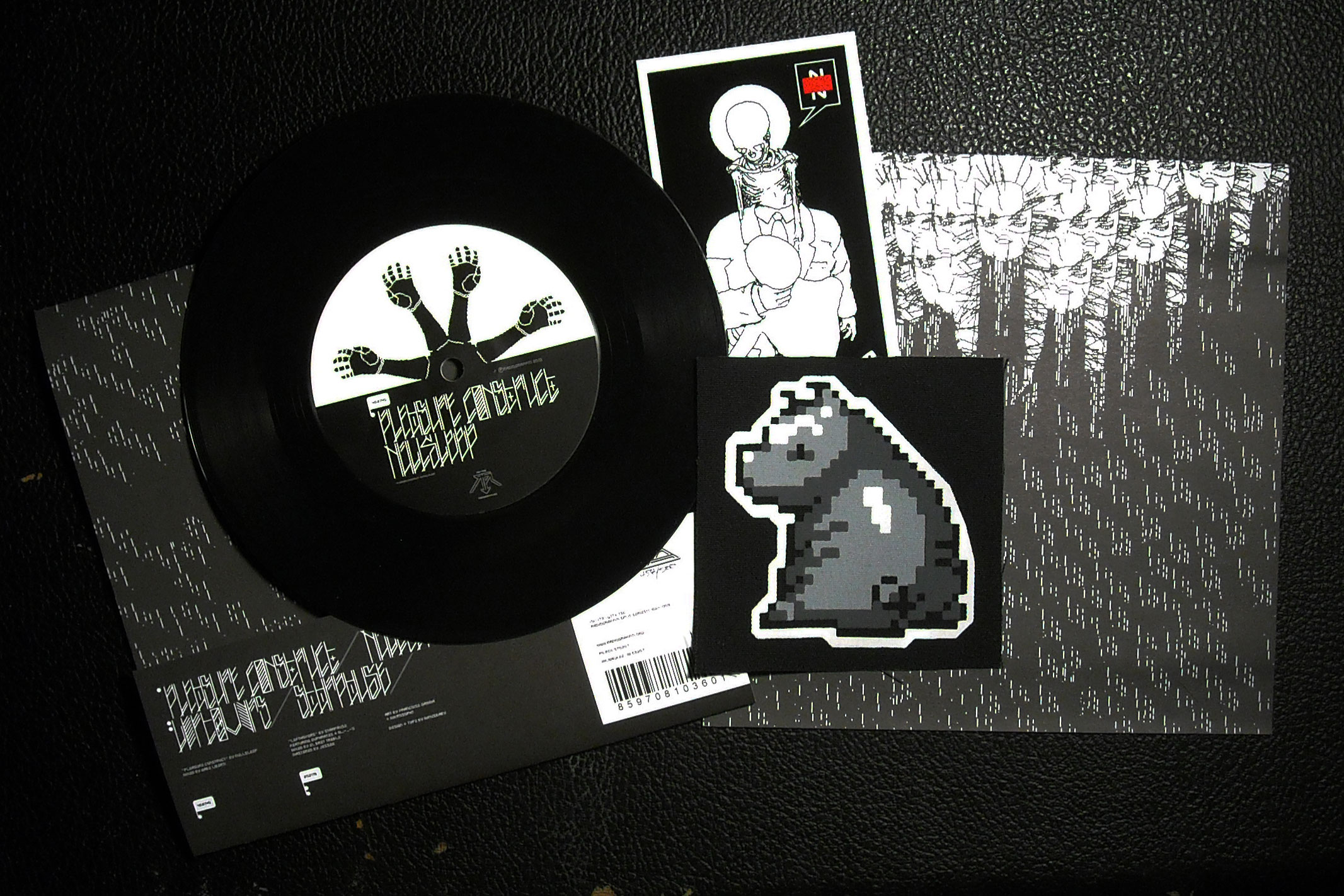 7inch release goodies