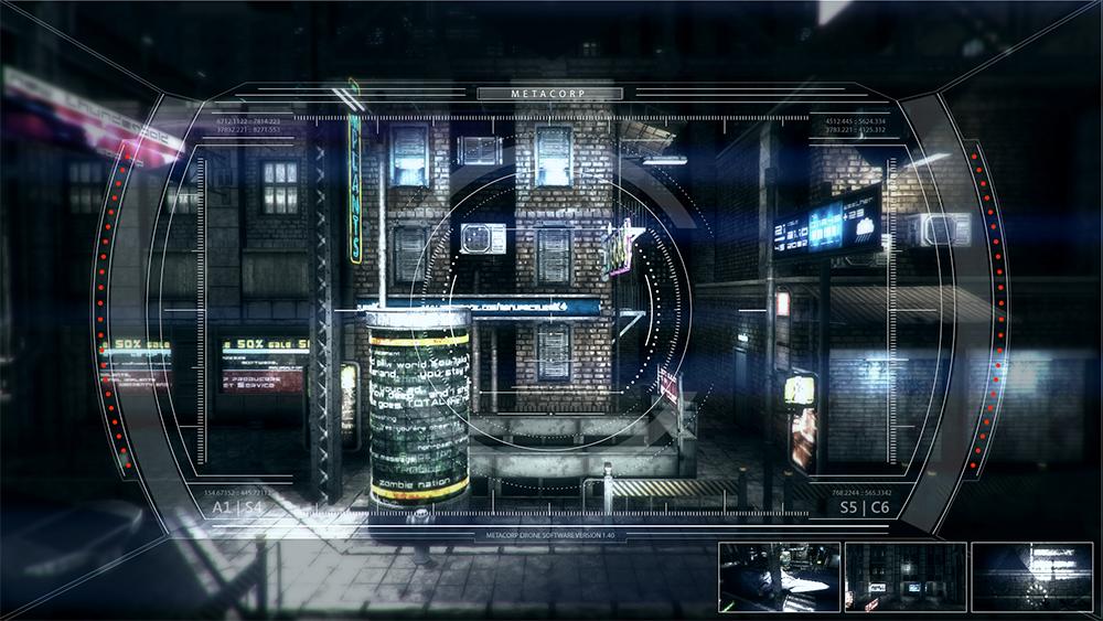 Metropulus::Drone