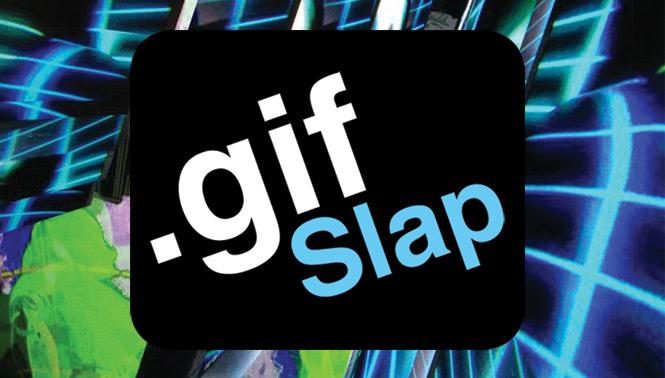 gifSlap: GIF based VJ program