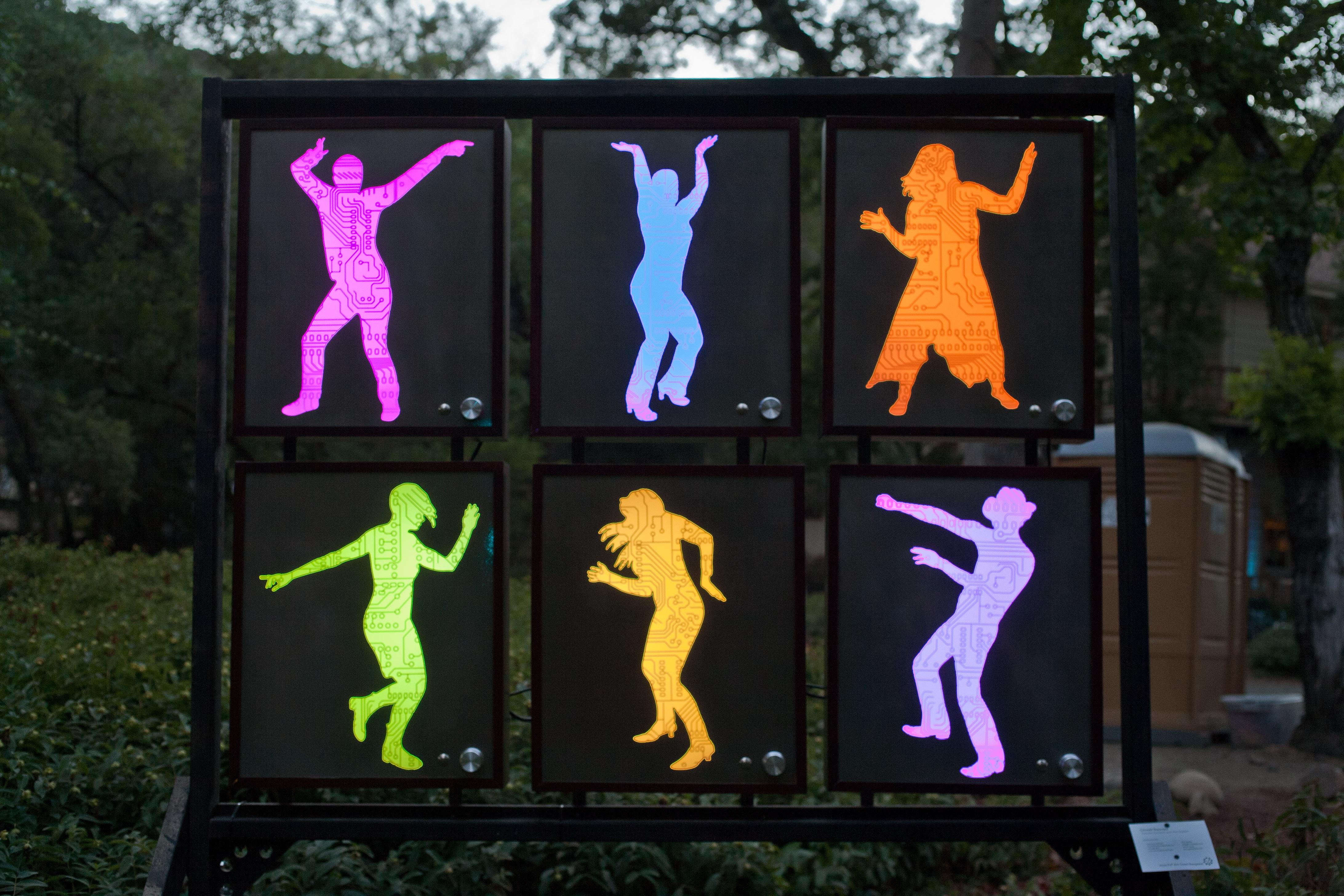 Circuit Dancers