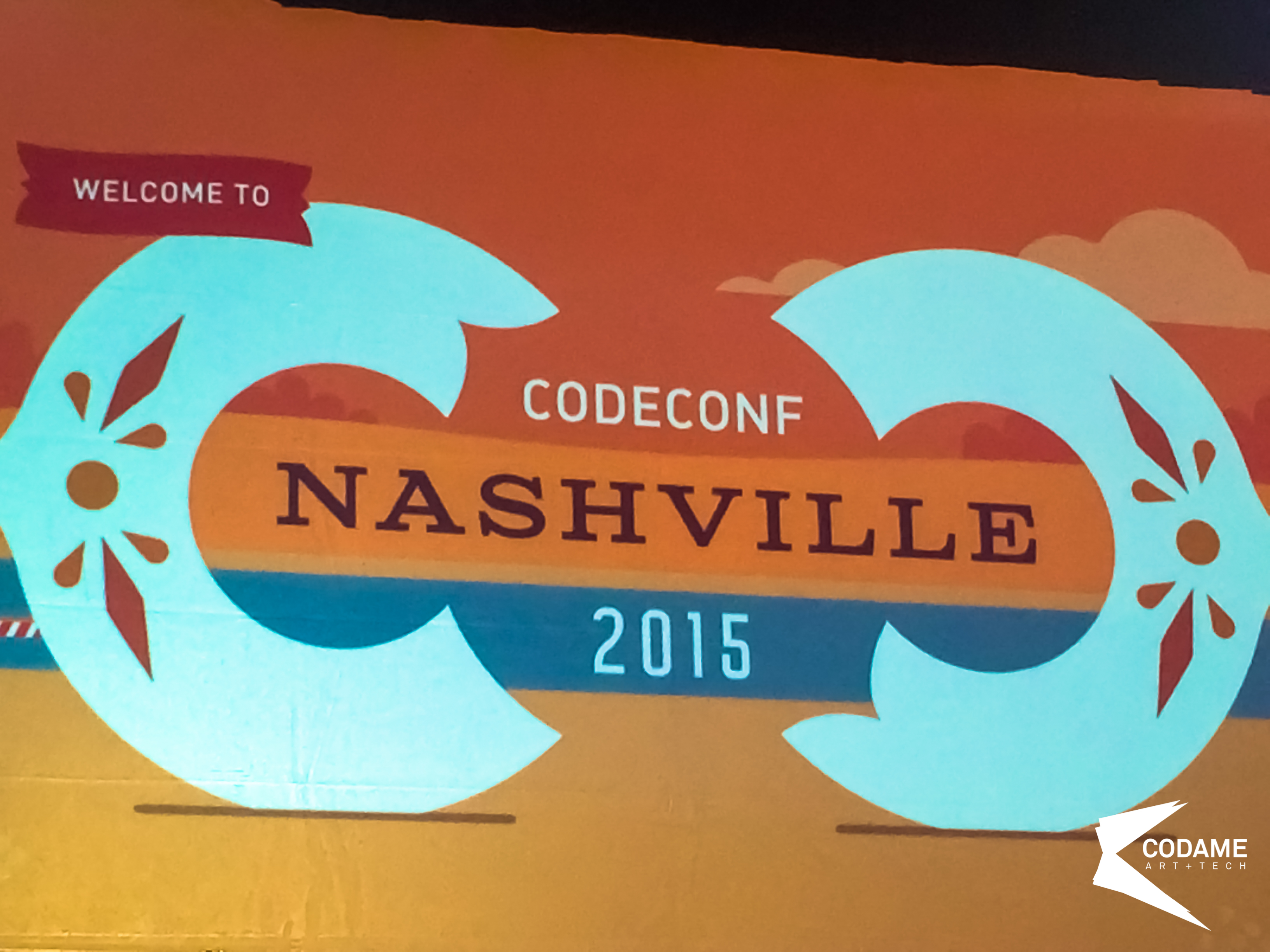 CODAME @CODECONF in Nashville